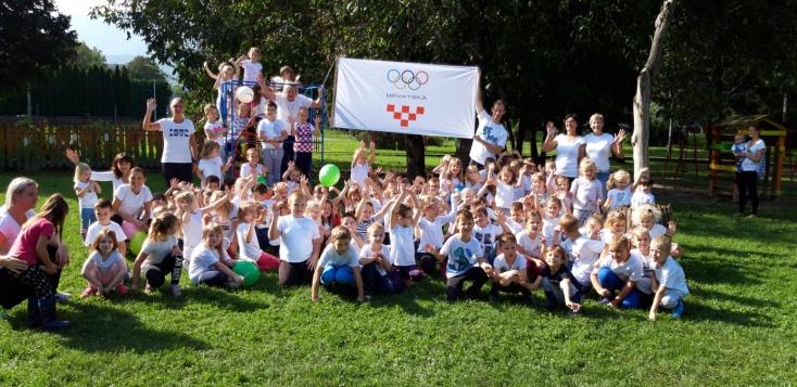 Hrvatski olimpijski dan 2018